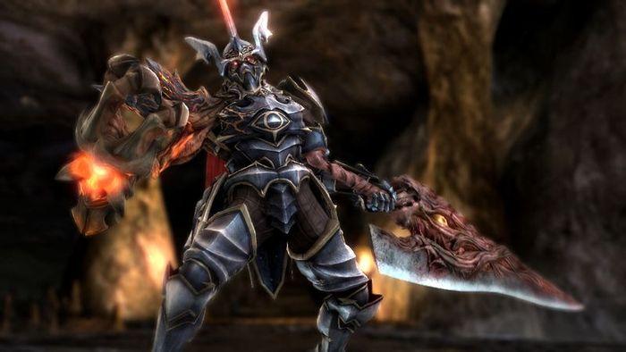 soul calibur 5, меч, своими руками