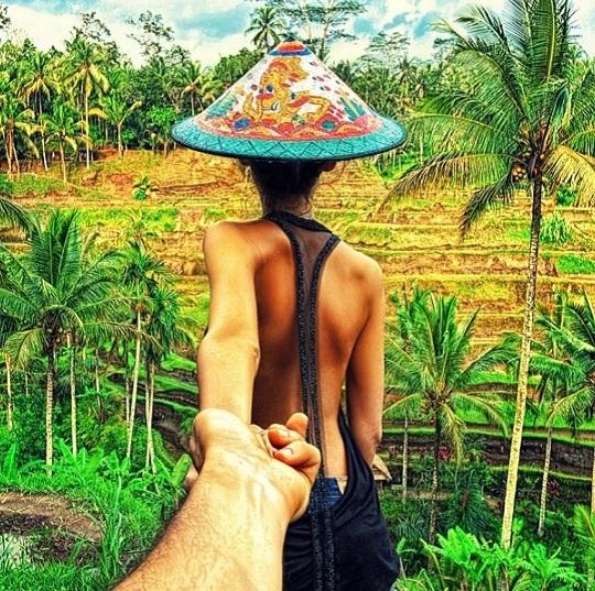 Фотопроект Follow Me вдохновляет путешествовать!