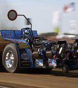 Тракторные гонки в Германии