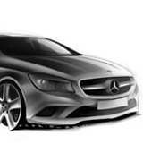Mercedes расширит линейку переднего привода