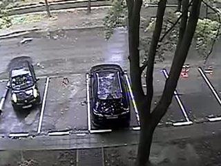 ТП на парковке