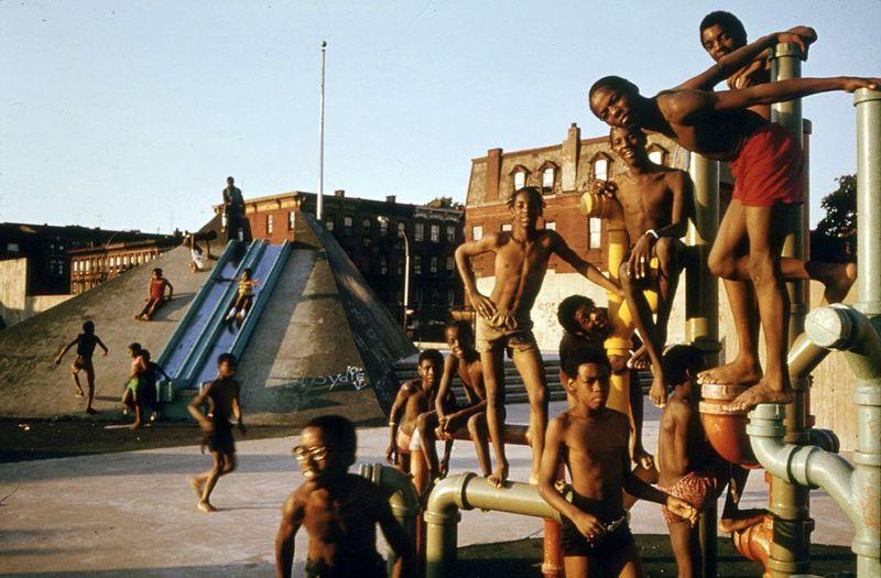 Нью-Йорк в 70-е годы (23 фото)