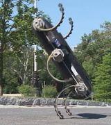 RHex - робот-паркурщик