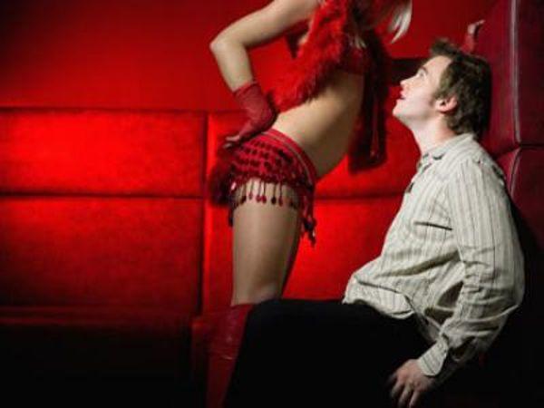 Стриптиз приватный танец парня
