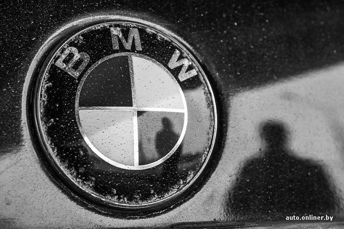 фото BMW 7 серии e32
