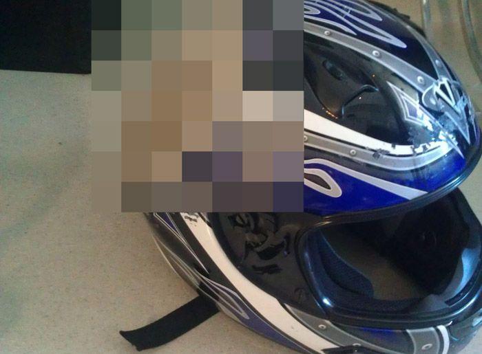 авто, шлем, шлем мотоциклиста,