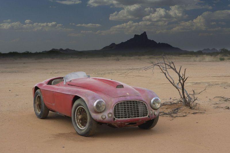 Фото авто, кабриолет, машина, пляж