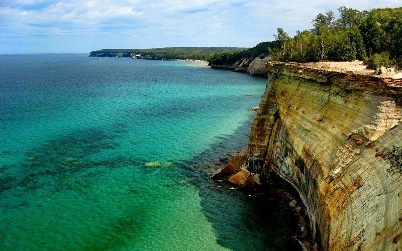 Фотоприкол недели берег, красота природы, пляж, скала