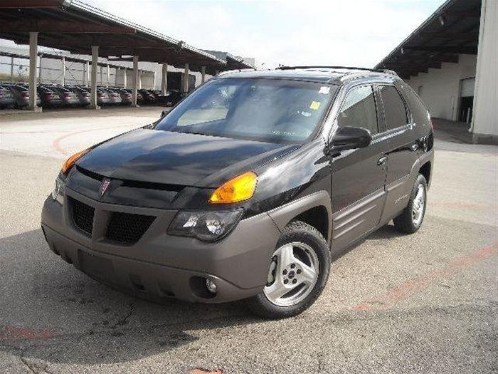 авто, pontiac aztec, найдено на ebay,