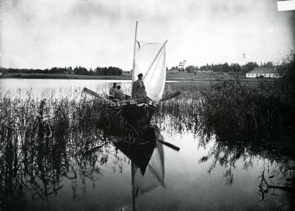 Россия конца XIX - начала XX века (58 фото)