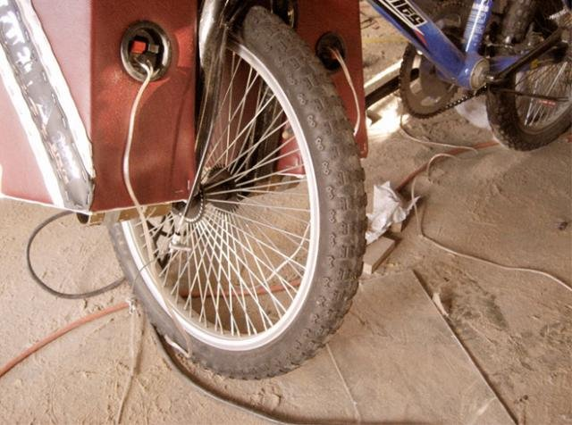 Bicicletas tuneadas