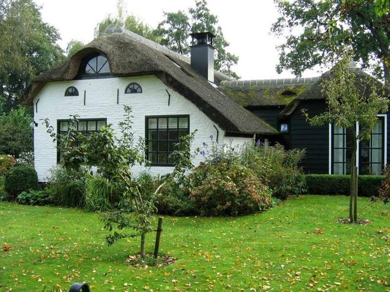 Голландская деревня (20 фото)