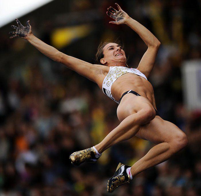 неудачные фотографии спортсменок