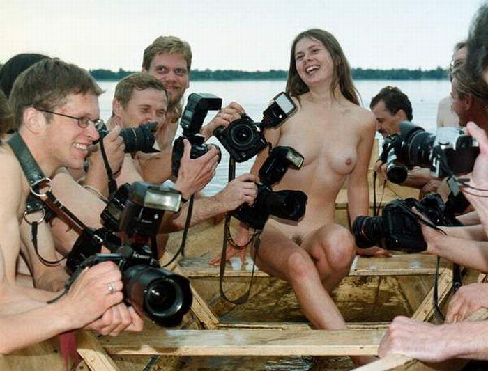На съемках эротики видео, порно мокрый хуй