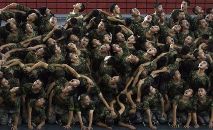 Армия китая смешные картинки, анимашка лицо