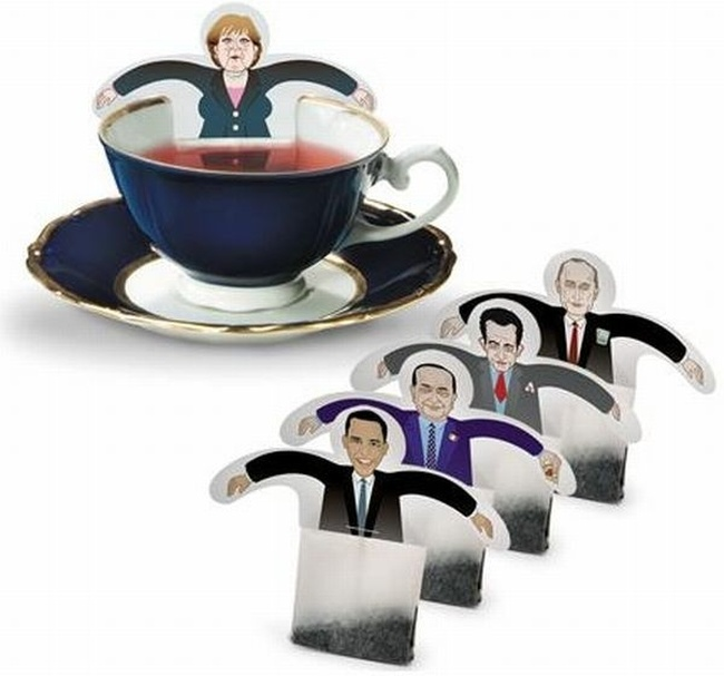 Прикольные чайные пакетики (3 фото)