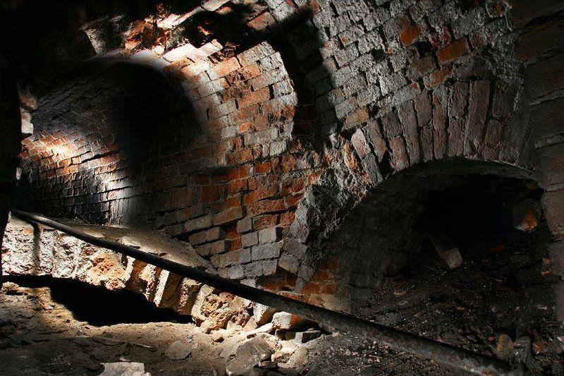 подземелья москвы картинки того как оставила