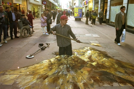 Джулиан Бивер и его творение (50 фото)
