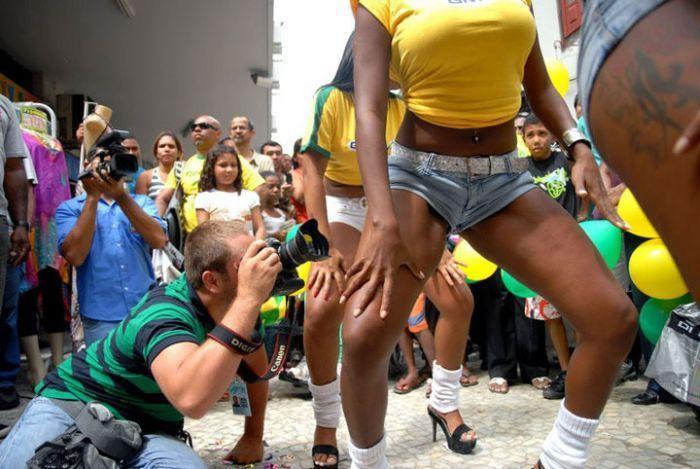 Не легкая жизнь в Рио-де-Жанейро (34 фото)