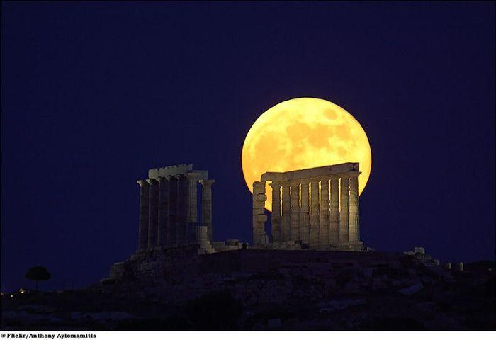 Лучший астрофотограф 2010 (10 фото)