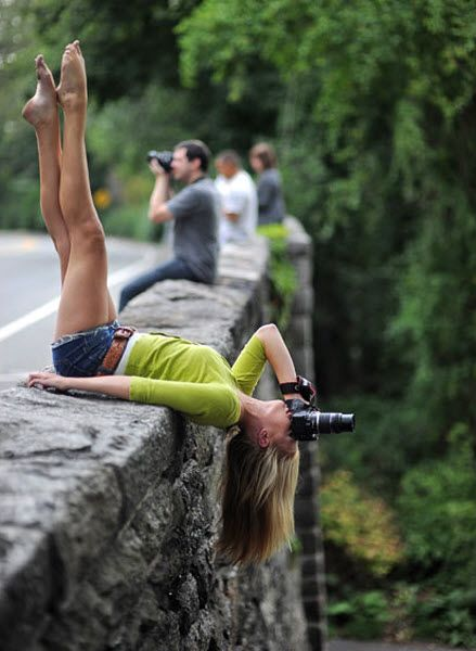 Адрианна Хэйс в парке Форт Трион. (JORDAN MATTER PHOTOGRAPHY / BARCROFT USA)