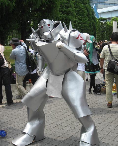 Косплей в японии