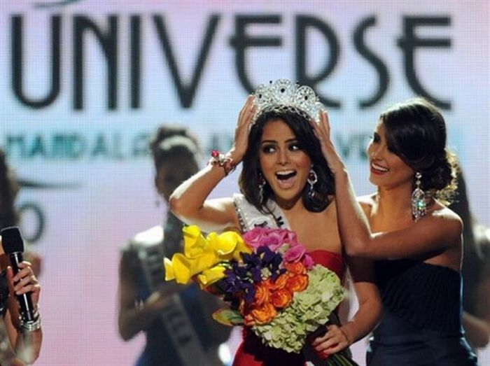 В Лас-Вегасе завершился конкурс «Мисс Вселенная-2010» (20 фото)