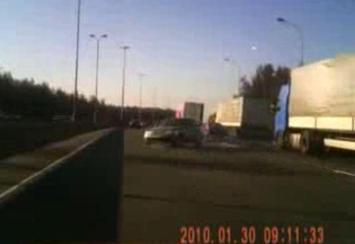 Авария дня часть 12 (фото+видео)