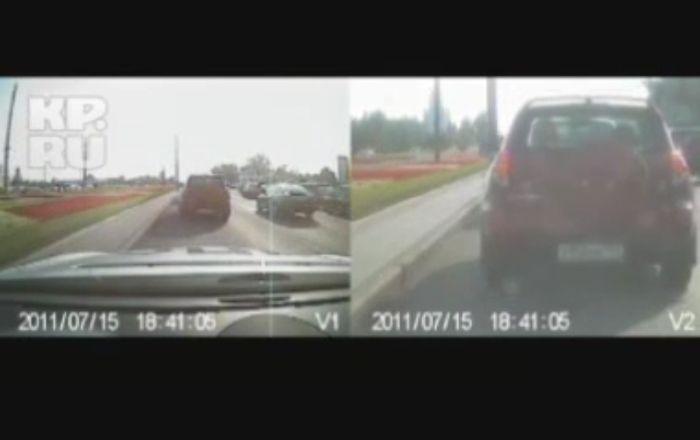 """""""Беременная с Кутузовского"""" оказалась рецидивисткой (4 видео+2 фото)"""