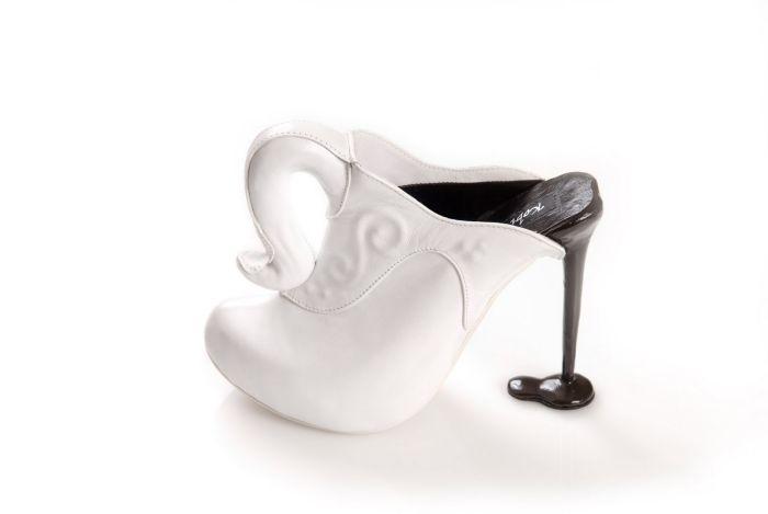 Дизайнерские туфли (13 фото)