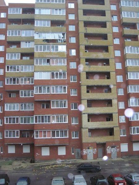 Пензенская многоэтажка (5 фото)
