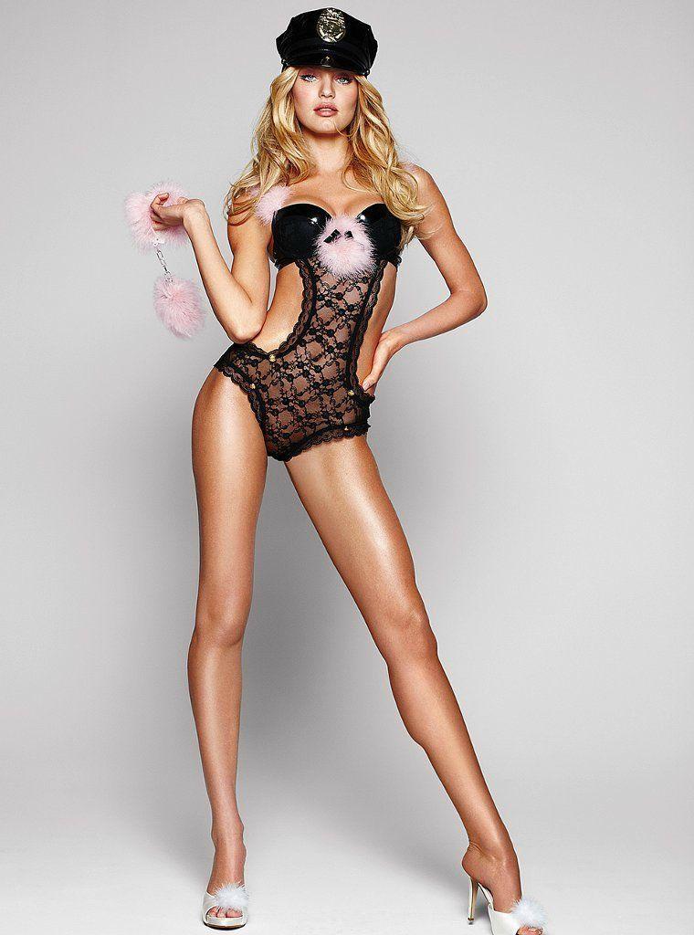 Candice Swanepoel для Victorias Secret Halloween 2011 (15 фото)