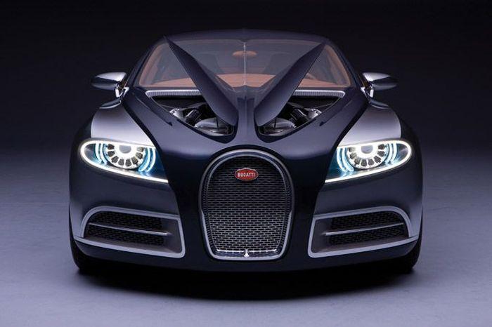 Bugatti Galibier пустят в производство (18 фото)
