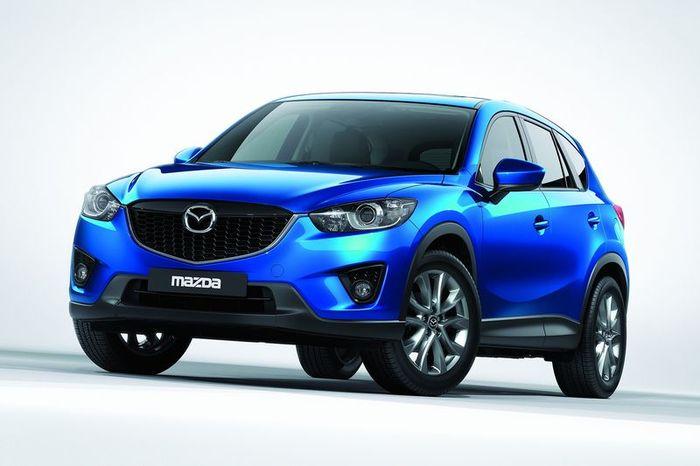 CX-5 новинка от компании Mazda (6 фото)