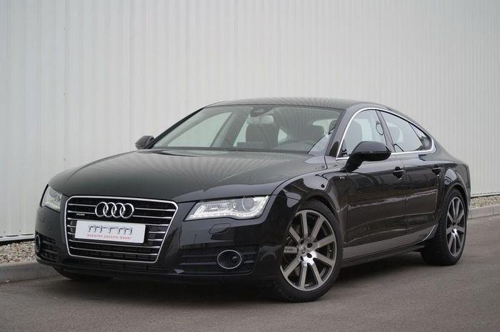 Audi A7 от тюнинговой компании MTM (10 фото)