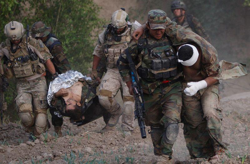 war231 Афганистан июль 2011