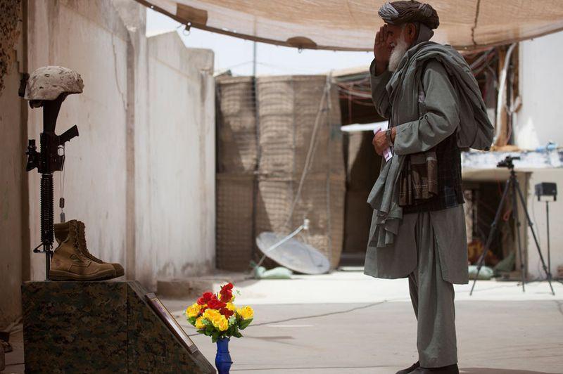 war331 Афганистан июль 2011