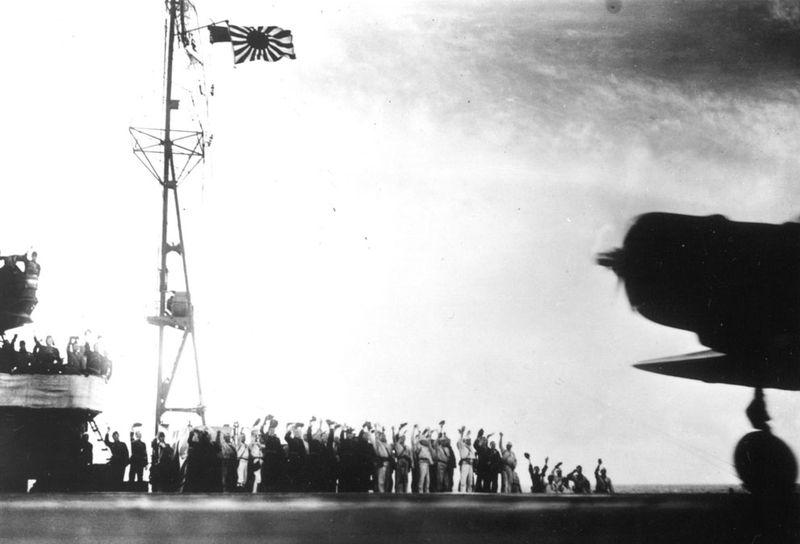 war05 Вторая мировая война: Атака на Перл Харбор (Часть 7)