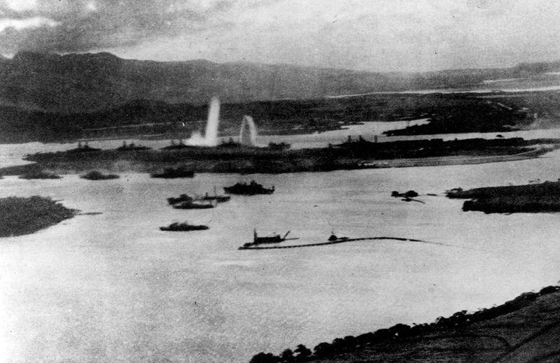 war06 Вторая мировая война: Атака на Перл Харбор (Часть 7)