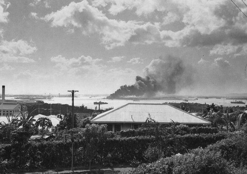 war08 Вторая мировая война: Атака на Перл Харбор (Часть 7)