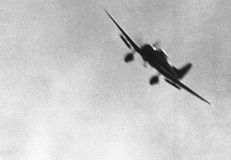 war09 Вторая мировая война: Атака на Перл Харбор (Часть 7)