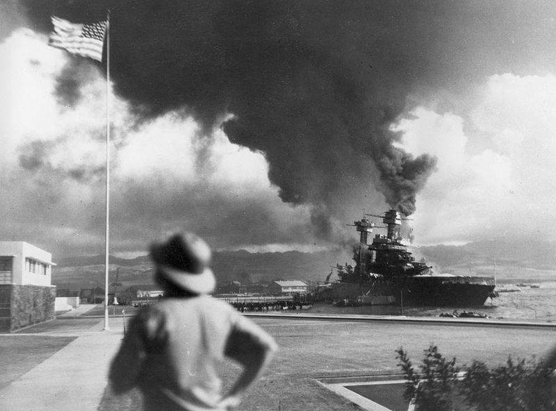 war11 Вторая мировая война: Атака на Перл Харбор (Часть 7)