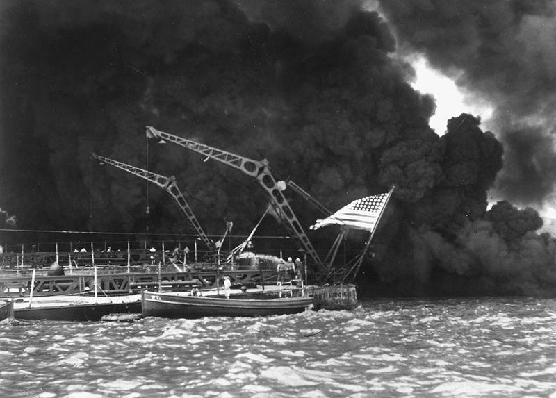 war16 Вторая мировая война: Атака на Перл Харбор (Часть 7)