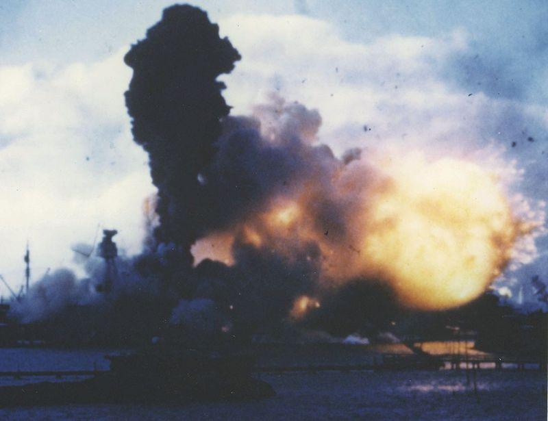 war21 Вторая мировая война: Атака на Перл Харбор (Часть 7)
