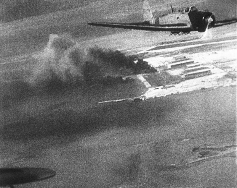 war22 Вторая мировая война: Атака на Перл Харбор (Часть 7)