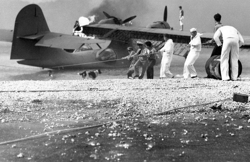 war23 Вторая мировая война: Атака на Перл Харбор (Часть 7)