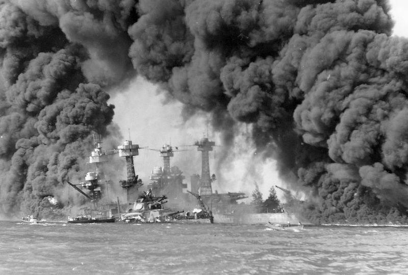 war24 Вторая мировая война: Атака на Перл Харбор (Часть 7)