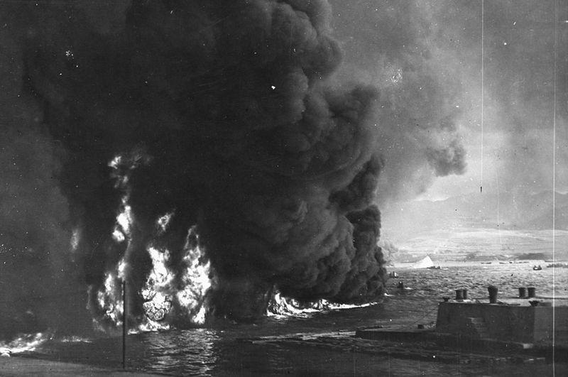 war25 Вторая мировая война: Атака на Перл Харбор (Часть 7)