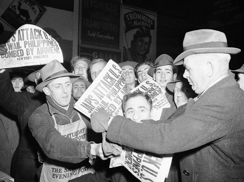 war30 Вторая мировая война: Атака на Перл Харбор (Часть 7)