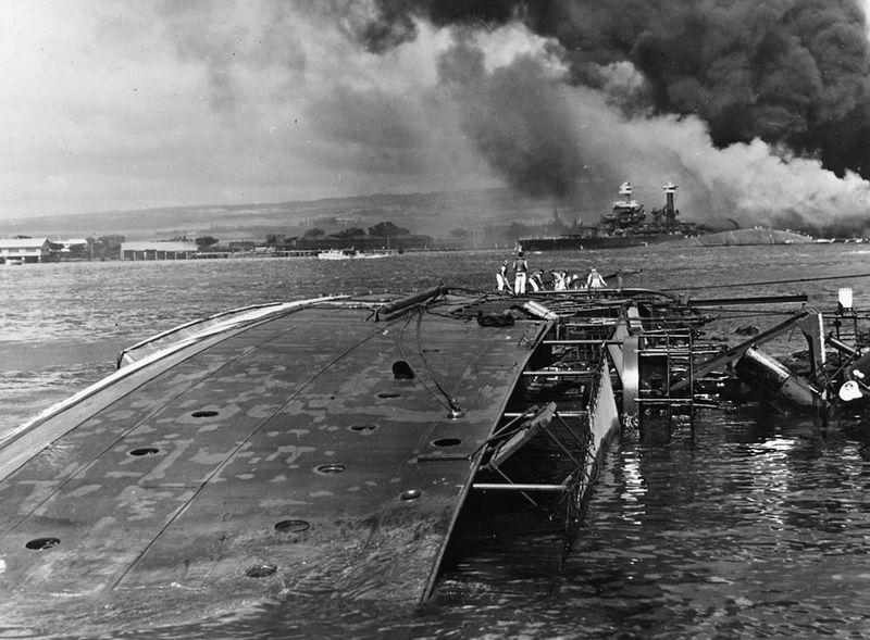 war34 Вторая мировая война: Атака на Перл Харбор (Часть 7)